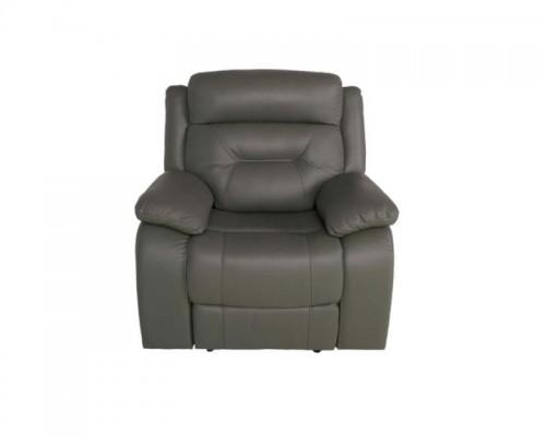 Masywnie Fotel Denver bujano-obrotowy z blokadą bujania TV relax - meble JG35